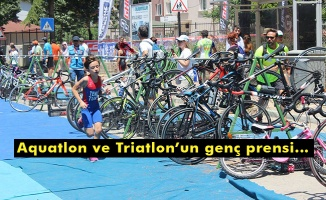 Aquatlon ve Triatlon'un genç prensi…