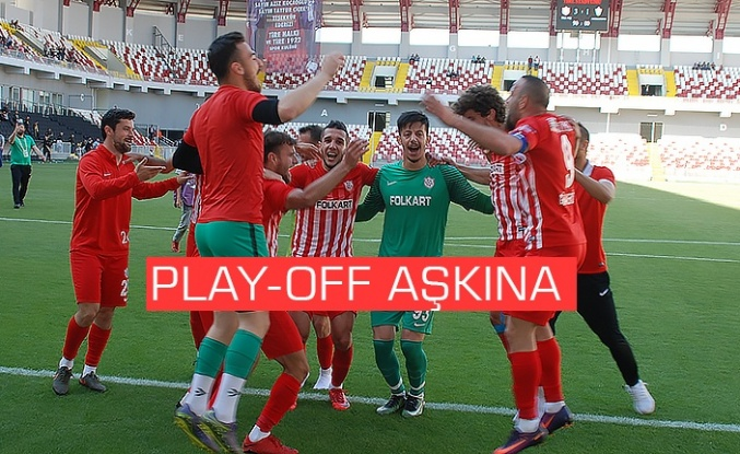 Tire 1922 Play-Off aşkıyla 3-1
